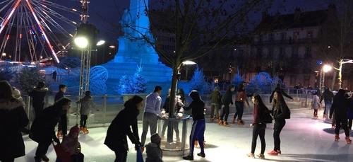 Annulation du gala de fermeture de la patinoire de Dijon