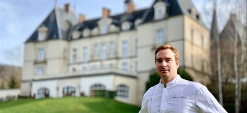 Un nouveau chef au château Sainte-Sabine
