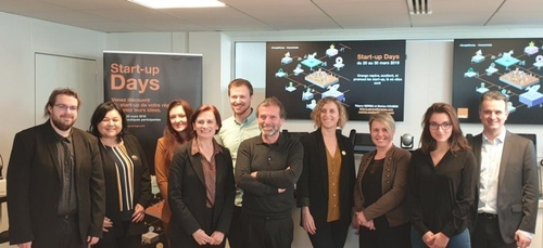 Orange lance les « Start-up Days » à Dijon