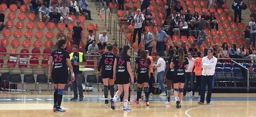 Les handballeuses de la JDA éliminées de la Coupe de France