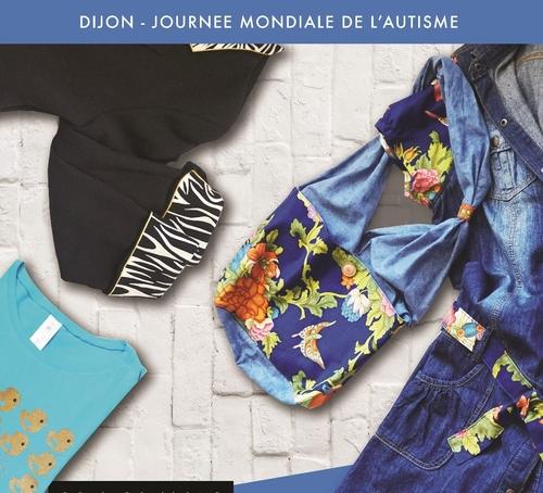 Une vente de vêtements recyclés et customisés à Dijon au profit de...