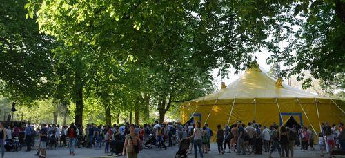 Le festival « Prise de CirQ' » se poursuit à Dijon