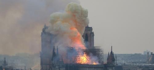 Incendie à Notre Dame : l'émotion aussi en Côte d'Or