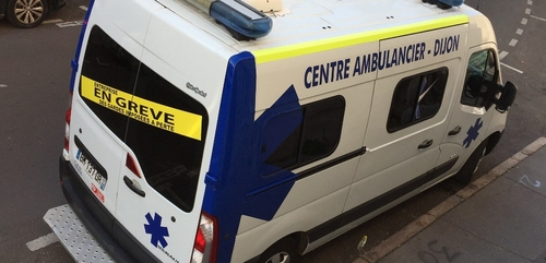 Grève des ambulanciers à Longvic : toujours aucun accord avec la...