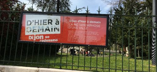 « D'hier à demain : Dijon se redessine » : une exposition pour...
