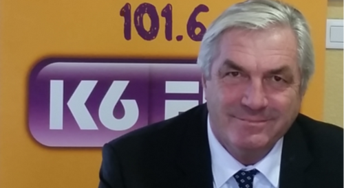 François Sauvadet : « Environ 90% des routes de Côte d'Or pourront...