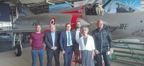 Le meeting aérien de France est de retour à Dijon