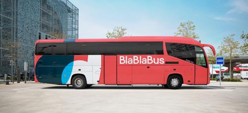 BlaBlaCar lance BlaBlaBus avec des départs de Dijon