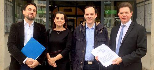 Fin de l'enquête publique sur le PLUI-HU : « Dijon Ensemble » nous...