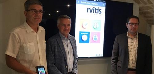 Orvitis présente son appli mobile