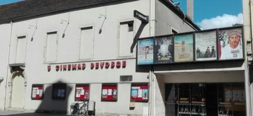 Cinéma Devosge: La dernière séance