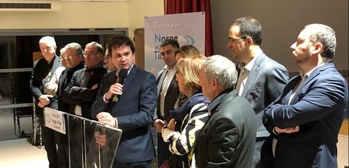 Mort tragique du maire de Signes, la réaction de Ludovic Rochette