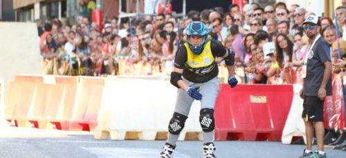 Deux Dijonnais Champions du Monde de Roller Skate Cross
