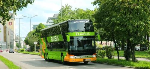 Record de fréquentation cet été sur les lignes Flixbus depuis Dijon
