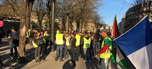 Les gilets jaunes de retour ce samedi à Dijon