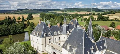 Redécouvrez le château de Sainte-Sabine