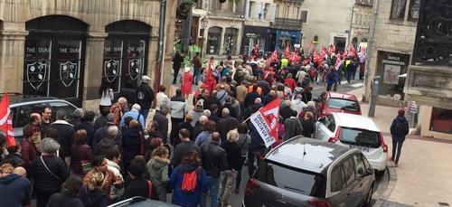 La Mutualité Française Bourguignonne soutient le mouvement social...