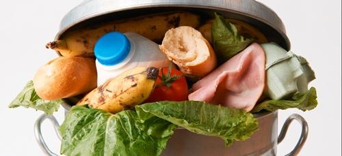 30 kilos de nourriture gaspillée chaque année par habitant