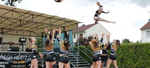 Une collecte pour aider les Cheerleaders dijonnaises à partir aux...