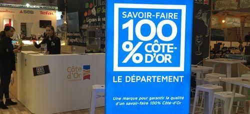 Naissance de la marque « savoir-faire 100% Côte d'Or »
