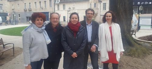 Le parti Europe Ecologie Les Verts de Côte d'Or soutient une...