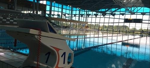 La piscine Olympique accueille une compétition régionale