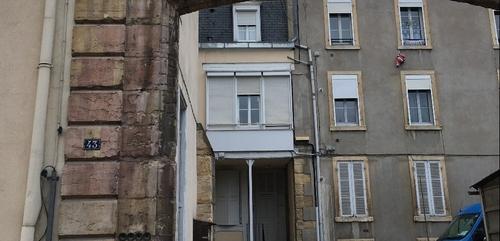 Immeuble menacé d'effondrement à Dijon : les habitants relogés