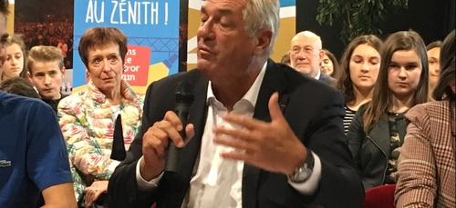 François Sauvadet nommé au conseil d'administration du nouvel...