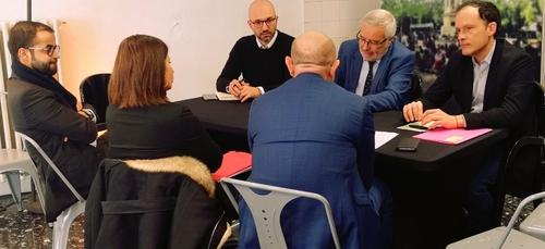 François Rebsamen affiche son opposition à la réforme des retraites