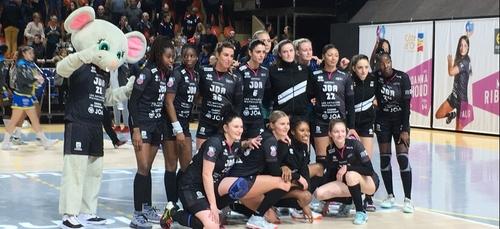 La JDA Dijon Handball doit enchaîner