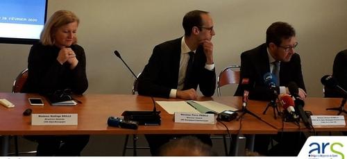 Coronavirus à Dijon : l'ARS s'exprime