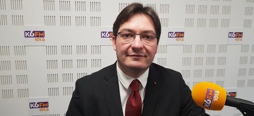 """Arnaud Guvenatam, tête de liste """"La France Insoumise"""" pour les..."""