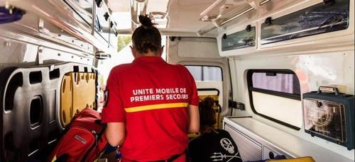 Création de l'Unité Mobile de Premiers Secours de Côte d'Or