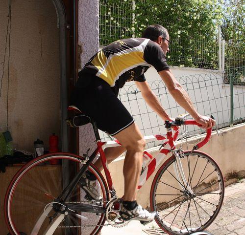 30 heures de vélo pour le CHU de Dijon