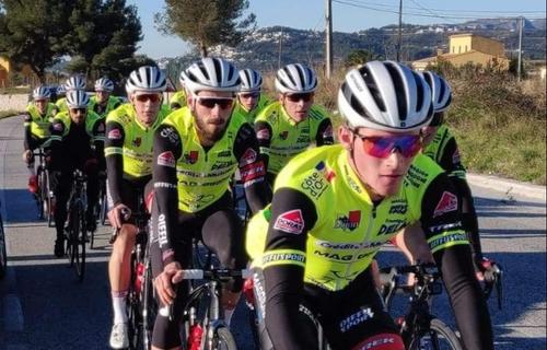 Sportifs « déconfinés » en Côte d'Or : les cyclistes du SCO Dijon