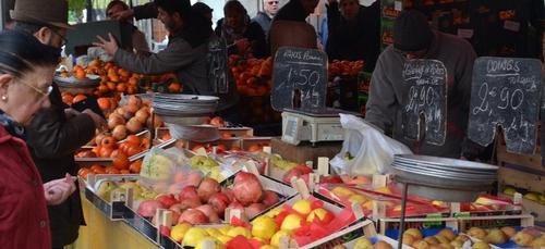 Les marchés forains du mercredi et du dimanche rouverts à Chenôve