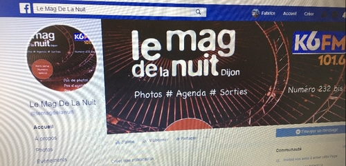 Le nouveau « Mag de la nuit » disponible sur Facebook