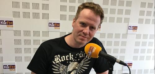 Le chanteur dijonnais Loïc Pernot sort un 3eme album