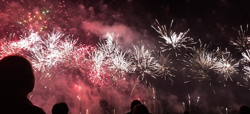 Ni feu d'artifice, ni concert de rentrée à Dijon cette année
