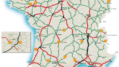 Routes: Bison futé voit du noir ce samedi sur les routes