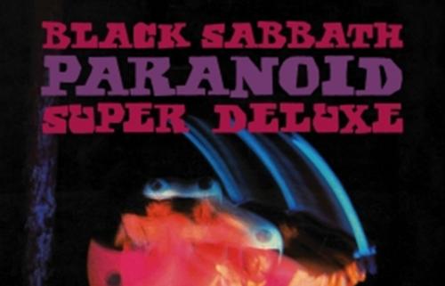 """BLACK SABBATH CÉLÈBRE LES 50 ANS DE LEUR ALBUM ICONIQUE """"PARANOID"""""""