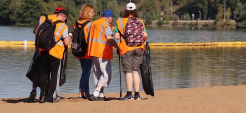 Dernier jour pour vous inscrire au grand nettoyage citoyen du lac Kir