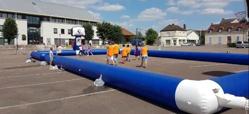 La « caravane du basket » ce samedi à Auxonne