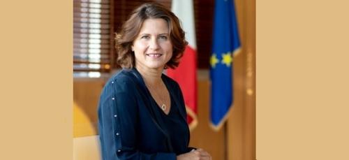 La ministre des sports ce mardi à Dijon