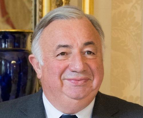Gérard Larcher sera ce samedi à Chevigny-Saint-Sauveur