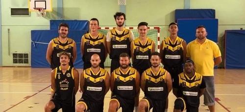 Basket : l'équipe du « DA Dijon21 » fait peau neuve
