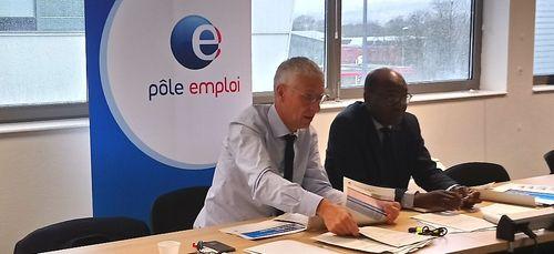 Les agences Pôle Emploi de Bourgogne restent ouvertes pendant le...