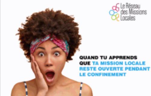 Dijon: La mission locale reste ouverte, et s'adapte!