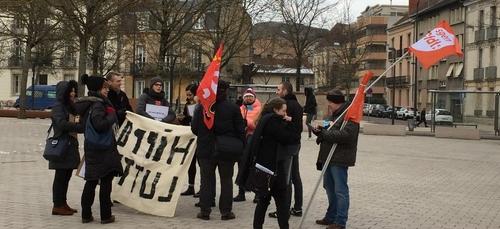 Une manifestation prévue ce mardi devant le rectorat de Dijon