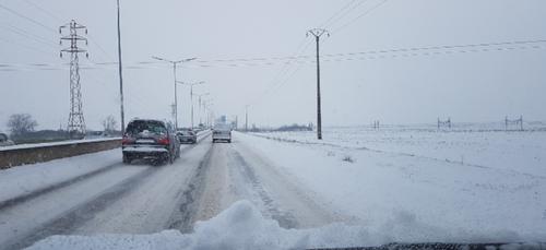Le plan neige sera activé demain dans la métropole